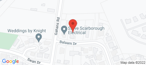 Location map for 4/3 Balaam Drive Kalkie