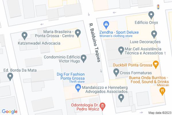 Ponta Grossa- Centro