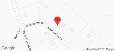 Location map for 47 Diamantina Drive Howard
