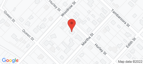 Location map for 30-32 Hurley St Howard