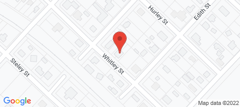 Location map for 19 Whitley Street Howard