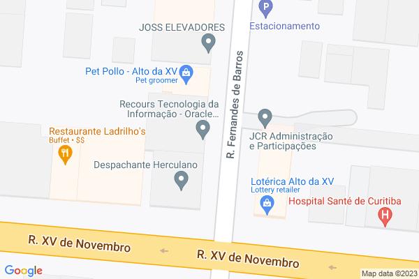 Curitiba - Cabral