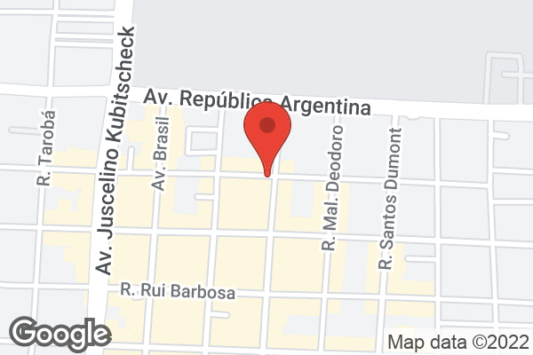Rua Engenheiro Rebouças, 1028 , Foz do Iguaçu, PR