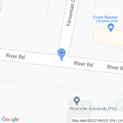 Front Runner Vehicle Oufitters Corner Forssman Close and River Road, Barbeque Downs, ,  1684, ZA