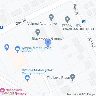 Blackwoods Gympie - 35 Oak Street , GYMPIE, QLD 4570, AU