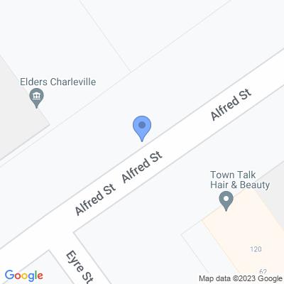 ELDERS LIMITED CHARLEVILLE 111 ALFRED STREET , CHARLEVILLE, QLD 4470, AU