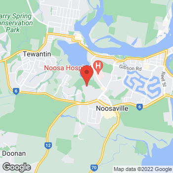 Map of O'Brien Electrical Noosaville at 3/61 Gateway Drive, Noosaville, QLD 4566