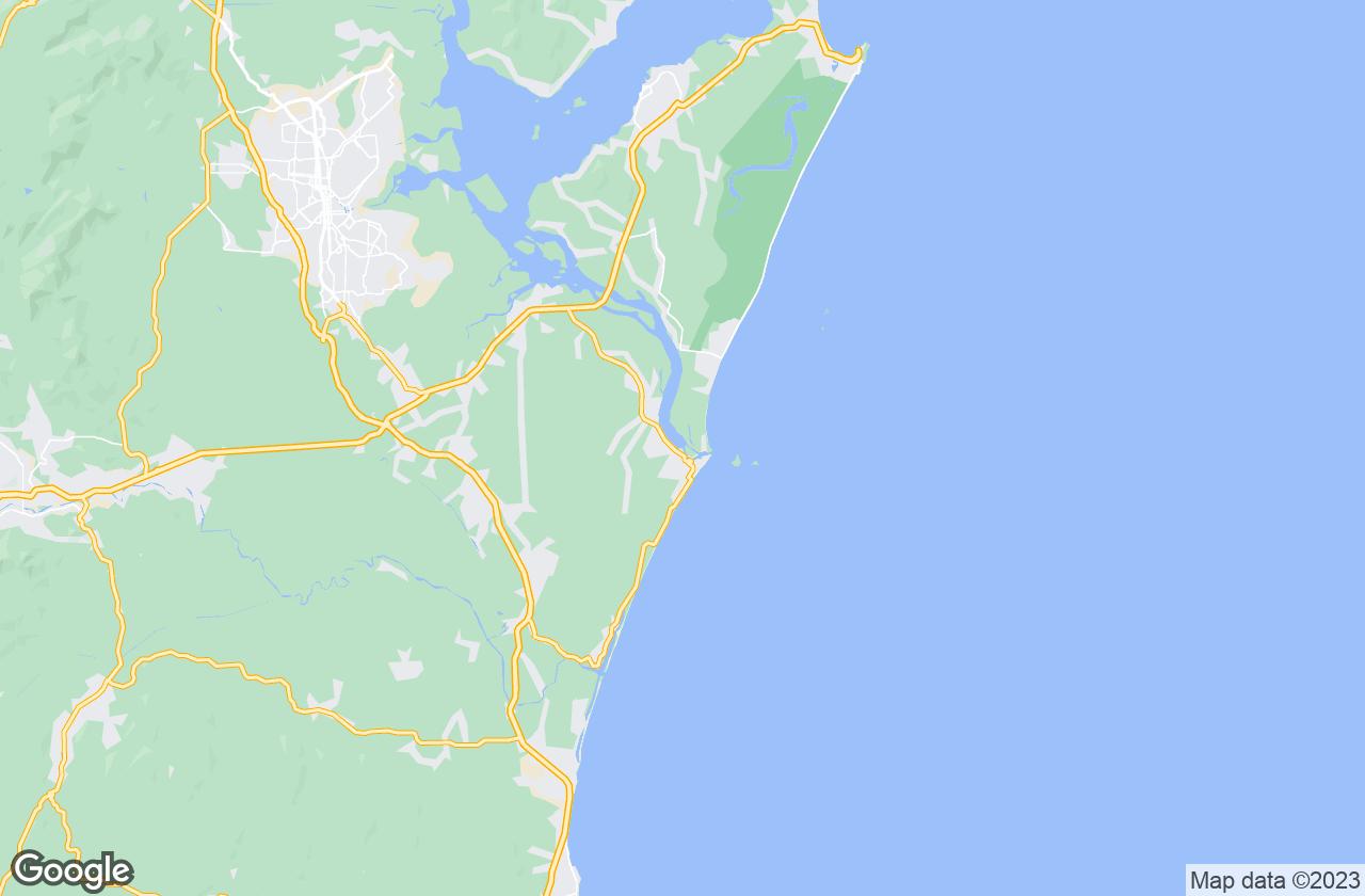 Google Map of بالنيريو بارا دو سول