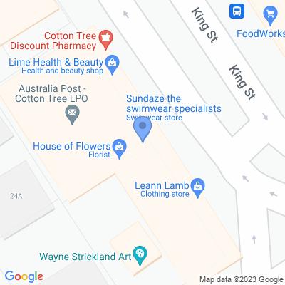 Boutique El'Mari Shop 9 Cotton Tree Plaza King St , COTTON TREE, QLD 4558, AU