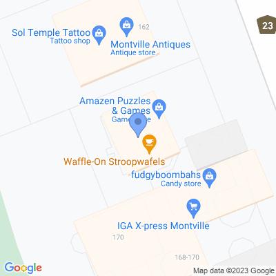 AMAZEN PUZZLES AND GAMES - MONTVILLE SHOP 4/166 MAIN STREET , MONTVILLE, QLD 4560, AU