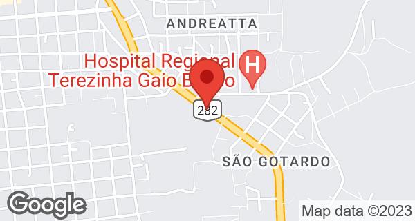 Rua Willy Barth 2.777 Bairro São Gotardo, São Miguel D'Oeste, SC