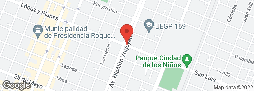 Av. N° 2 Esquina 21 , Roque Saenz Peña, CC