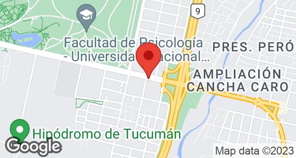 Av. Benjamín Aráoz 1205 , San Miguel de Tucumán, Tucumán, TM
