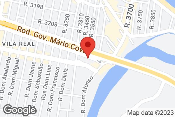 Av. Marginal Oeste, 2439 Esquina com R. Camboriú, 127, Balneário Camboriú, SC