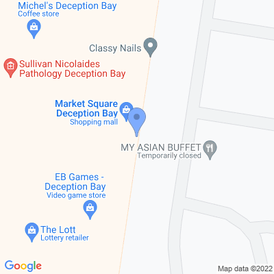 Deception Bay MARKET SQUARE DECEPTION BAY, CNR DECEPTION BAY ROAD AND BAY AVENUE, DECEPTION BAY, QLD 4508, AU