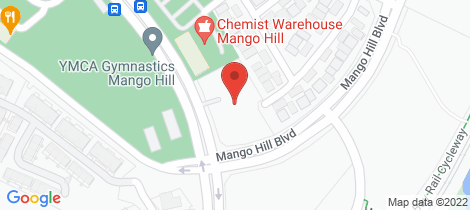 Location map for Lot 51/23 Halpine Drive Mango Hill
