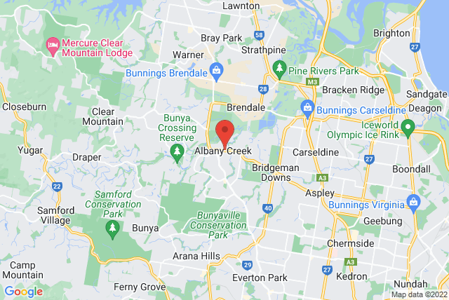 BASI Pilates Australia Map