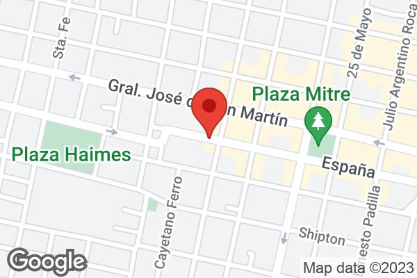 España 1717 , Concepción, Tucumán, TM