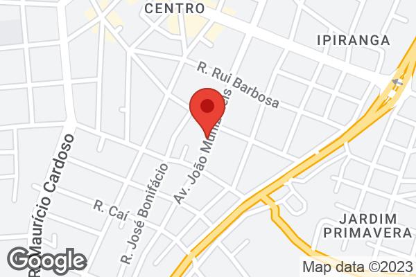 Av. João Muniz Reis 1050 Centro, Frederico Westphalen, RS