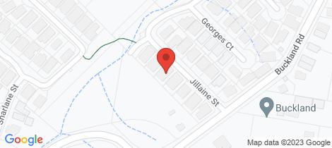 Location map for 9 Jillaine Street Everton Hills
