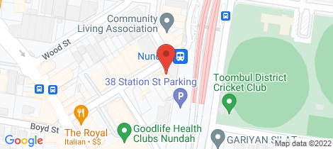 Location map for 3506/29 Station Street Nundah