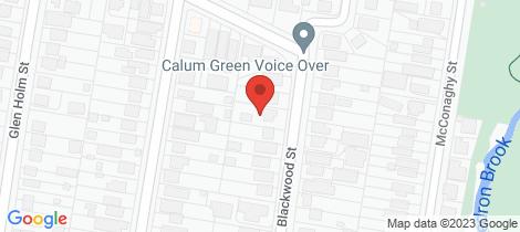 Location map for 186 Blackwood Street Mitchelton