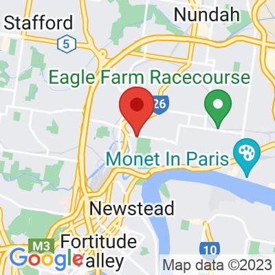 Map showing Fonzie Abbott