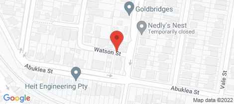 Location map for 79 Watson Street Newmarket