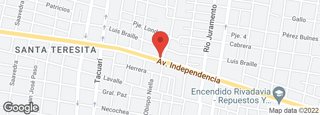 Av. Independencia 4095 , Corrientes, CR