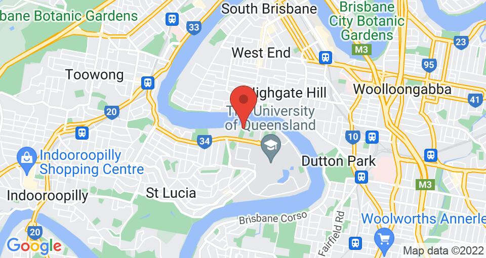 Google Map of UniLodge on Macquarie