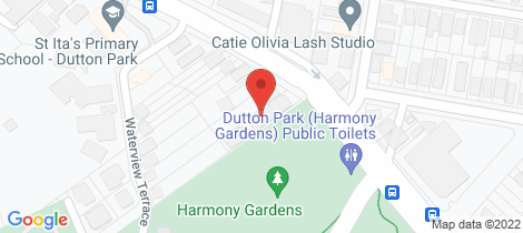 Location map for 4/283 Gladstone Road Dutton Park