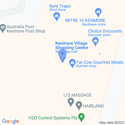 QLD - ETCETERA LEISURE PLUS Shop 25 Kenmore Village, 9 Brookfield Road,  , KENMORE, QLD 4069, AU