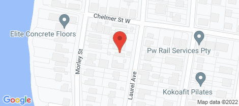 Location map for 91 Laurel Avenue Chelmer