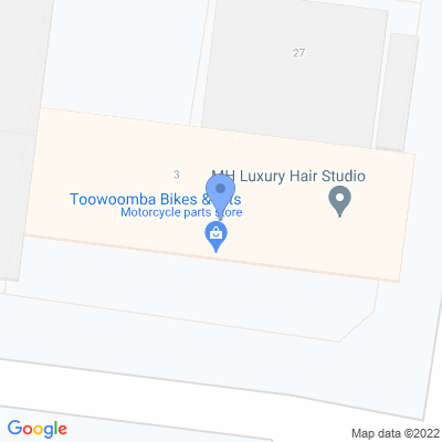 QLD:  <strong>Toowoomba Bikes and Bits 1A Goggs Street , TOOWOOMBA CITY, QLD 4350, AU
