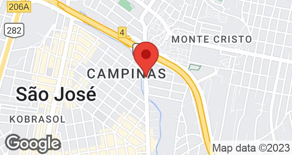 Av. Josué Di Bernardi, 720 Campinas, São José, SC