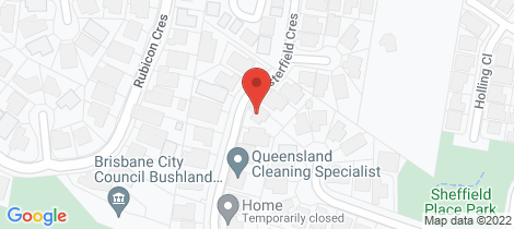 Location map for 65 Chesterfield Crescent Kuraby