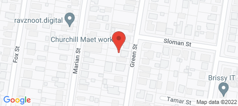 Location map for 4/17 Marian Street Booval
