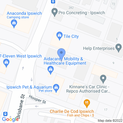 Blackwoods Ipswich West - 292-296 Brisbane Street , WEST IPSWICH, QLD 4305, AU