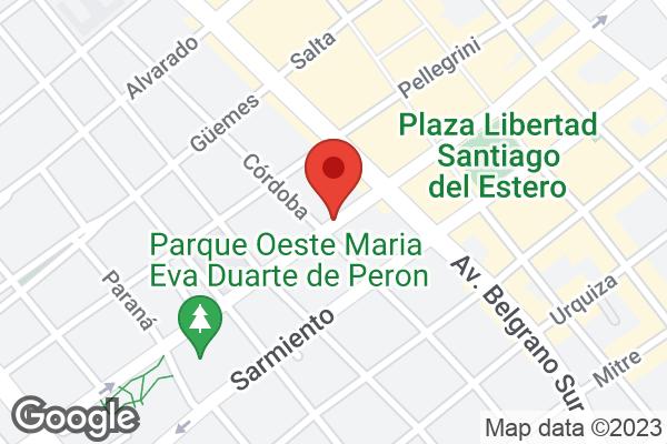 Av. Libertad 683 , Santiago del Estero, SE