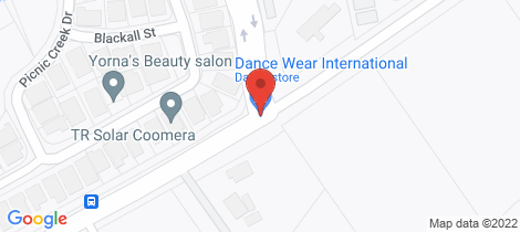 Location map for 27 Emilia Street Coomera