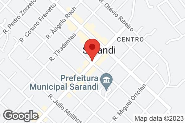 Av. Expedicionário, 473 Centro, Sarandi, RS