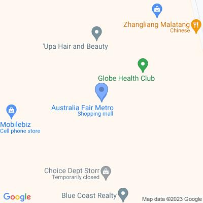 Southport AUSTRALIA FAIR METRO, SHOP M002  YOUNG STREET, AUSTRALIA FAIR, QLD 4215, AU
