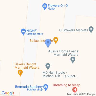 Mermaid Waters Q SUPER CENTRE, MARKERI STREET, SHOP B1, , MERMAID WATERS, QLD 4218, AU
