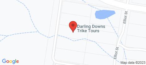 Location map for 33 Lester Street Pratten