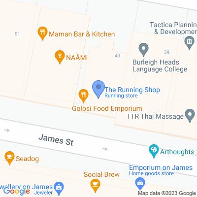 The Running Shop 43/45 James St  , BURLEIGH DC, QLD 4220, AU