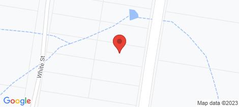 Location map for 2762 Leyburn Cunningham Road Pratten