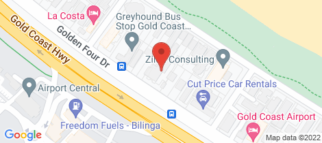 Location map for 15/111-113 Golden Four Drive Bilinga