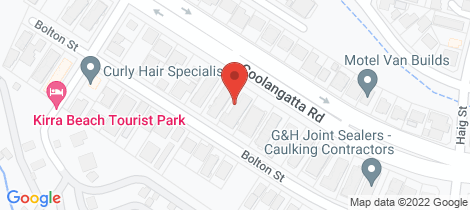 Location map for 6/58 Coolangatta Road Coolangatta