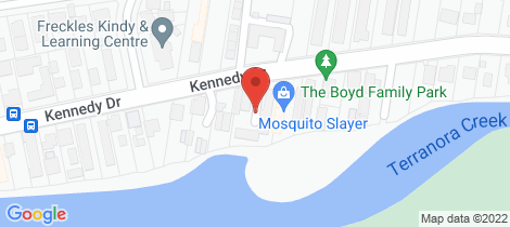 Location map for 9/182 Kennedy Drive Tweed Heads West