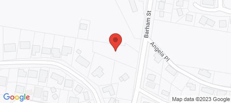 Location map for Lot 11/55 Barham Street East Lismore